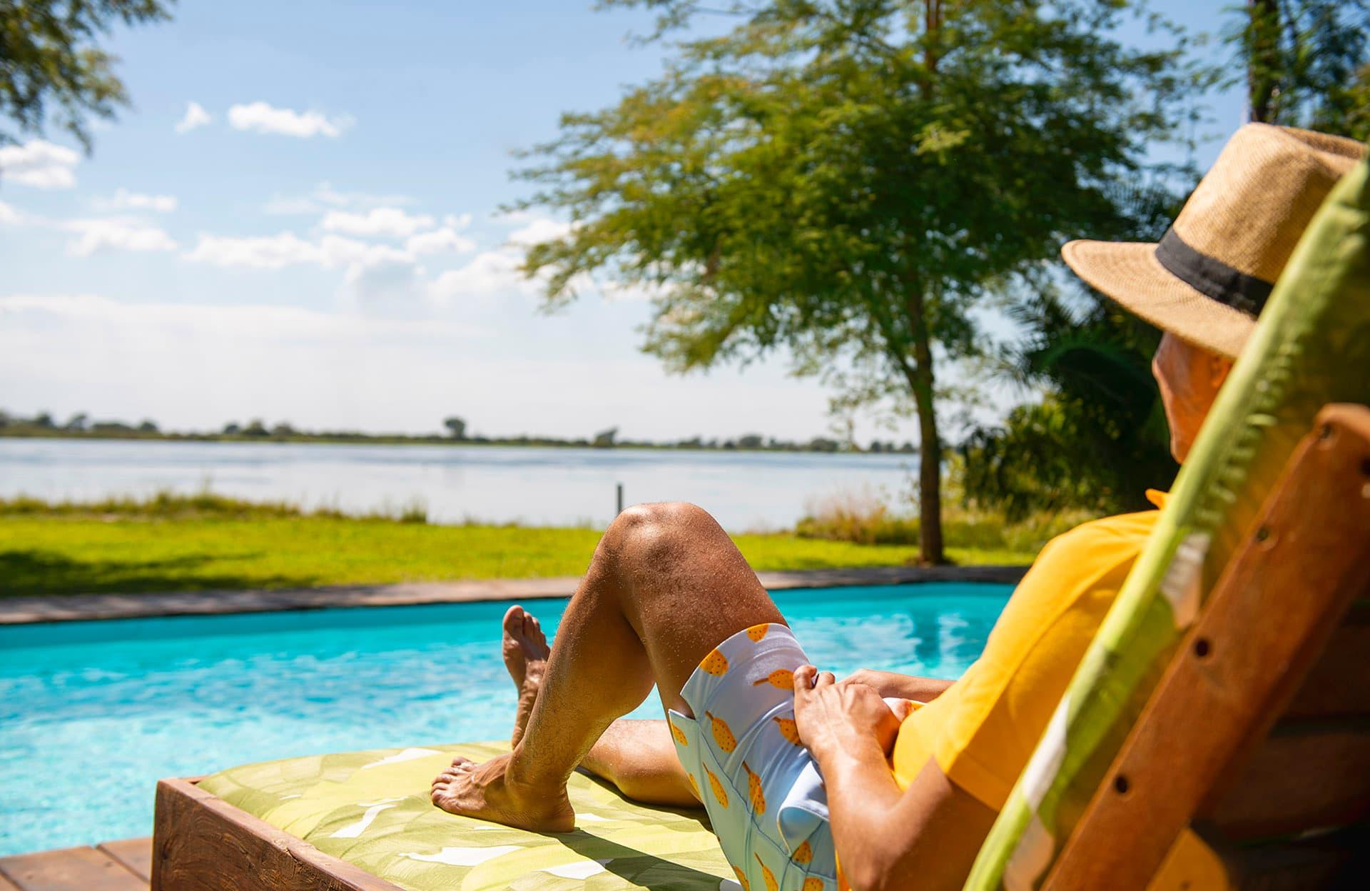 Zambezi Mubala Lodge Fly-In